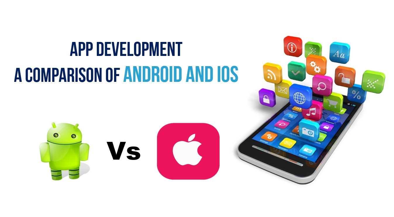 A comparison of Android or iOS