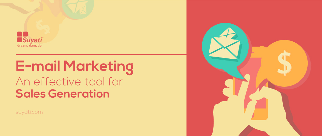 Flourish Your Sales with E-mail Marketing