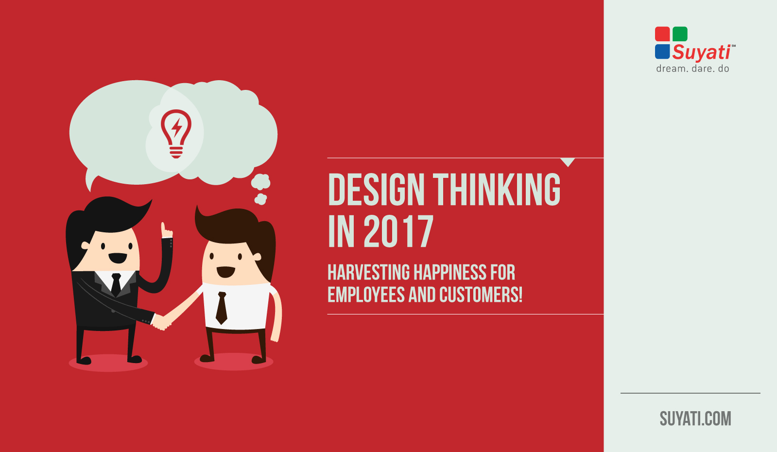Design Thinking What does 2017 have in store for enterprises