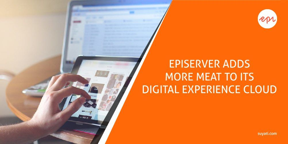 Episerver makes key investments in User Generated Content and Distributed Order Management to fortify its Digital Experience Cloud