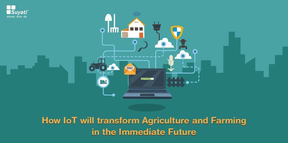 How will the farming and agriculture sector benefit from IoT in 2018