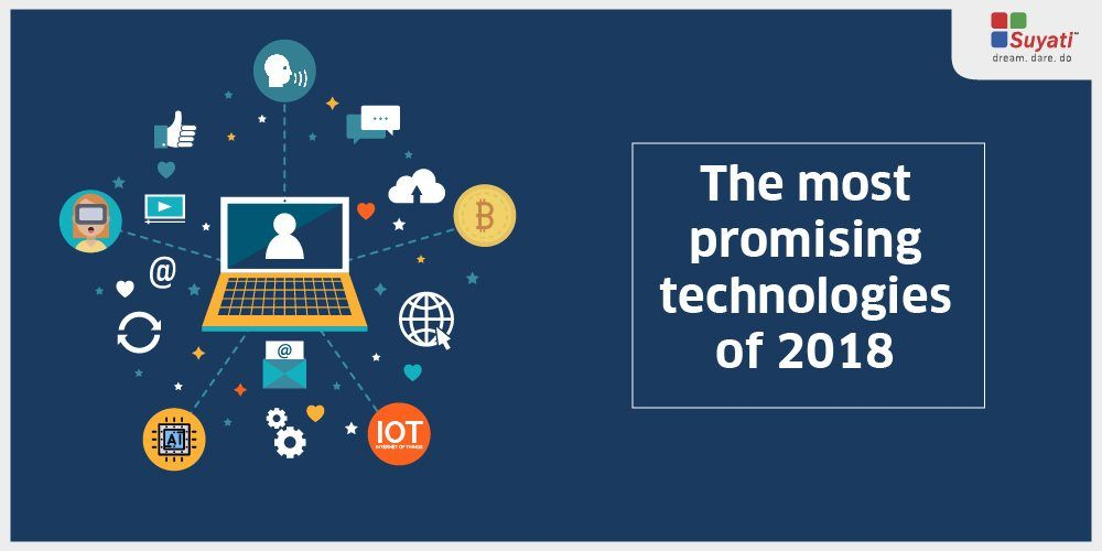 The Big 5 Technologies to watch out for in 2018